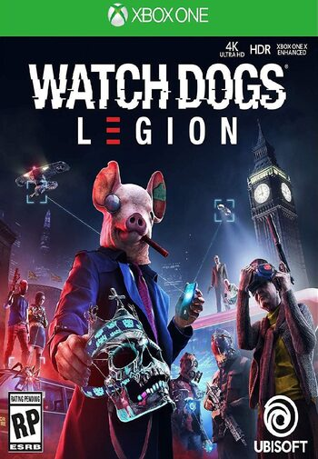 Watch Dogs: Legion (Xbox One) Xbox Live Key EUROPE