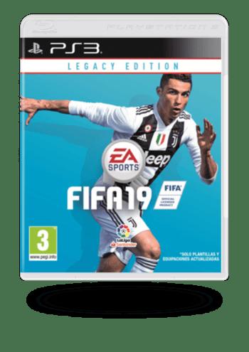 FIFA 19 PlayStation 3
