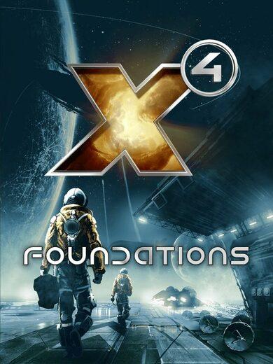 X4: Foundations Steam Key GLOBAL