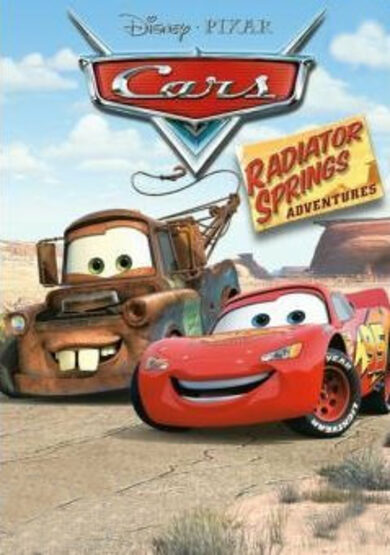 Disney Pixar Cars: Radiator Springs Adventures Steam Key GLOBAL фото