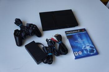 PlayStation 2 Slim + žaidimas