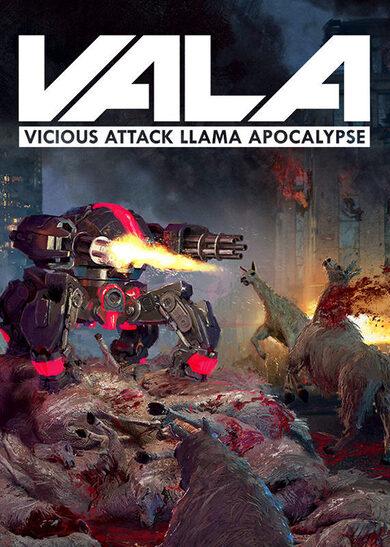 Vicious Attack Llama Apocalypse Steam Key GLOBAL