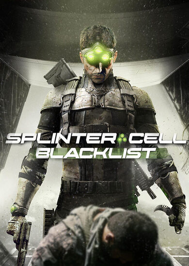 Tom Clancy's Splinter Cell: Blacklist Upper Echelon Edition (ULC) Uplay Key GLOBAL