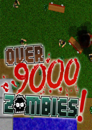 Over 9000 Zombies! Steam Key GLOBAL