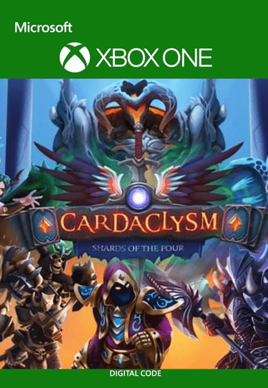 Cardaclysm: Shards of the Four ()