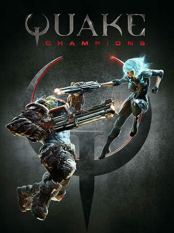 Quake Champions Steam Key GLOBAL