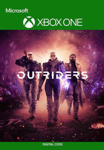 Outriders XBOX LIVE Key GLOBAL