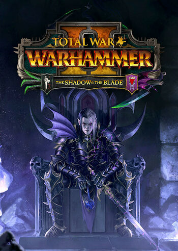 Total War: Warhammer II - The Shadow & The Blade (DLC) Steam Key GLOBAL