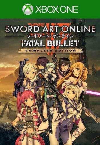 Sword Art Online: Fatal Bullet (Complete Edition) (Xbox One) Xbox Live Key UNITED STATES