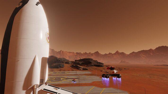 Surviving Mars: Space Race Plus (DLC) Steam Key GLOBAL фото