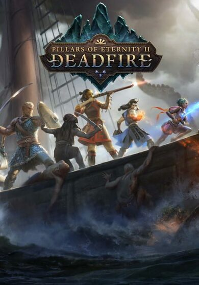 Pillars of Eternity II: Deadfire Steam Clave EUROPA