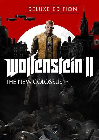 Wolfenstein II: The New Colossus (Deluxe Edition) Steam Key GLOBAL