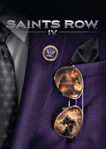Saints Row IV Steam Key EUROPE