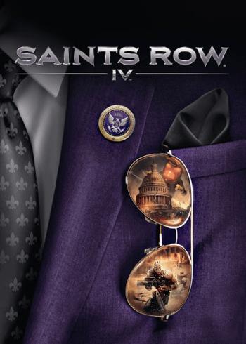 Saints Row IV Steam Key EUROPE