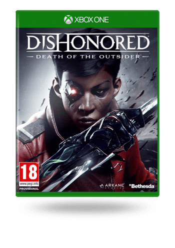 Dishonored: Death of the Outsider Xbox One