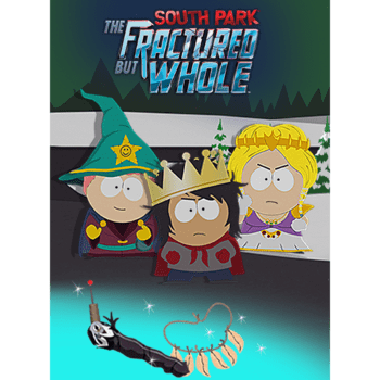South Park: The Fractured But Whole - Relics of Zaron (DLC) Uplay Key EUROPE