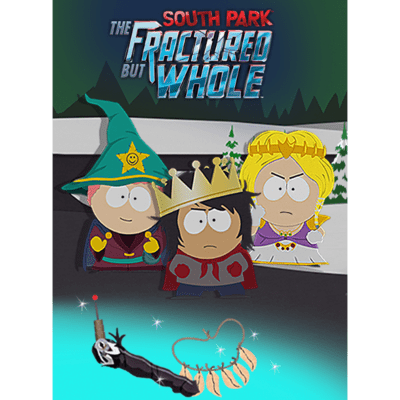 South Park: The Fractured But Whole - Relics of Zaron Uplay Key EUROPE