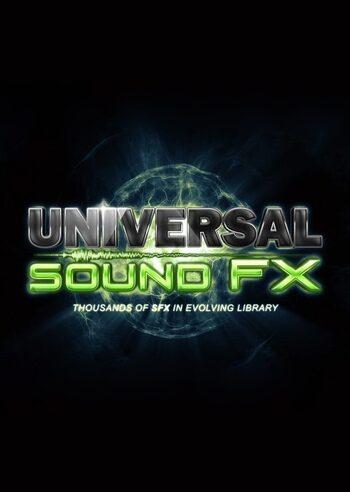 Universal Sound FX Key GLOBAL
