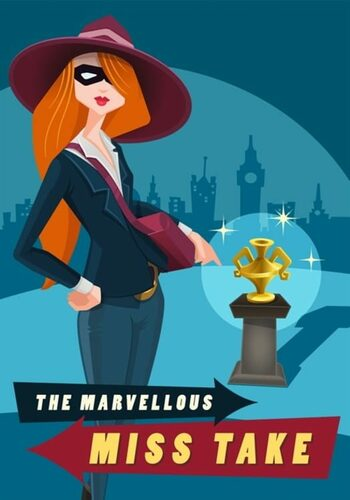 The Marvellous Miss Take Steam Key GLOBAL