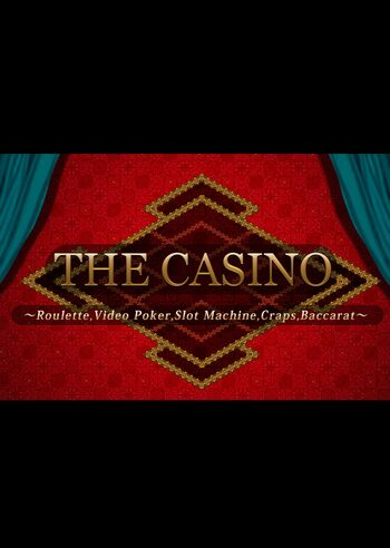The Casino -Roulette, Video Poker, Slot Machines, Craps, Baccarat- (Nintendo Switch) eShop Key UNITED STATES