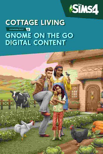 The Sims 4 - Gnome on the Go Digital Content (DLC) Origin Key GLOBAL