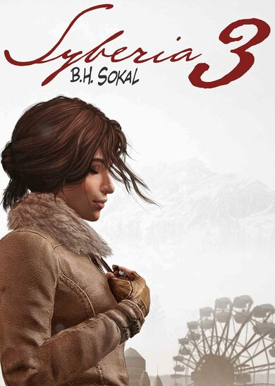 Syberia 3 + DLC Steam Key GLOBAL