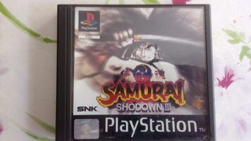 Samurai Shodown III: Blades of Blood PlayStation