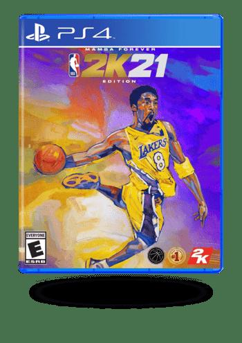 NBA 2K21 Mamba Forever Edition PlayStation 4