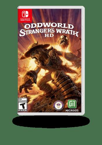 Oddworld: Stranger's Wrath Nintendo Switch
