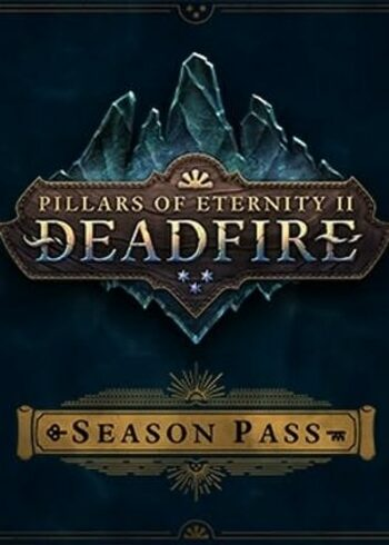 Pillars of Eternity II: Deadfire - Season Pass (DLC) Steam Key GLOBAL