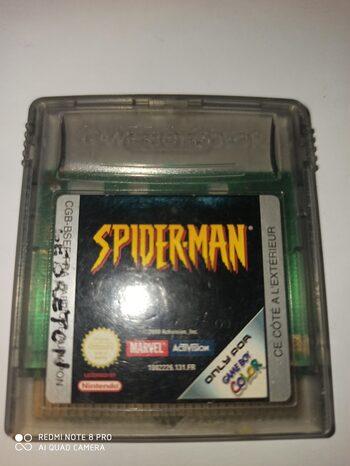 Spider-Man (2000) Game Boy Color