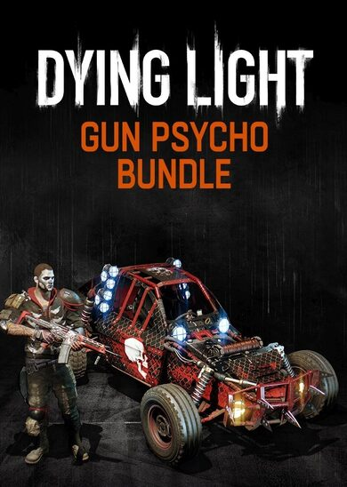 Dying Light - Gun Psycho Bundle (DLC) Steam Key GLOBAL