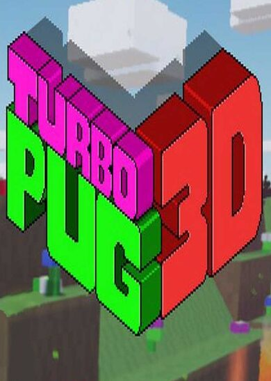 Turbo Pug 3D Steam Key GLOBAL
