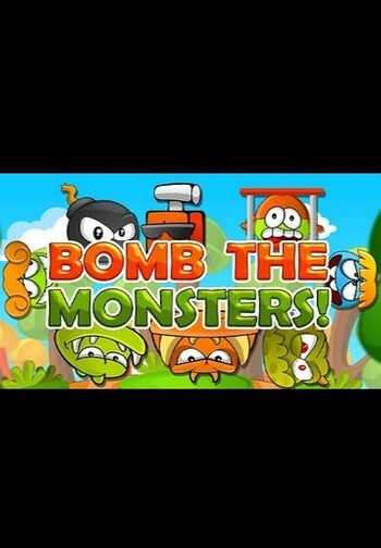 Bomb The Monsters! Steam Key GLOBAL