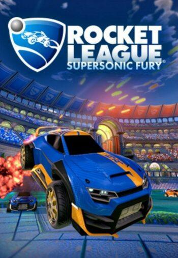 Rocket League - Supersonic Fury (DLC) Steam Key GLOBAL