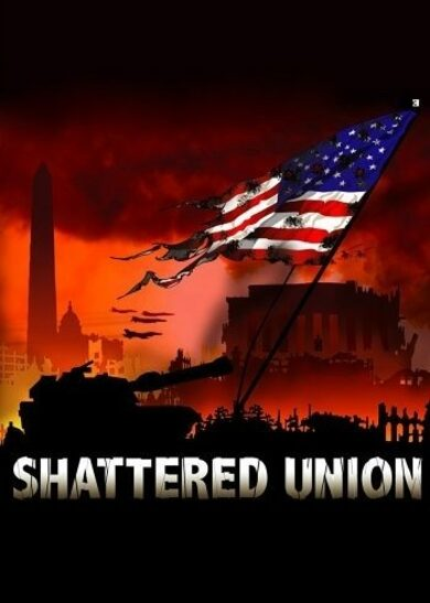 Shattered Union Steam Key EUROPE