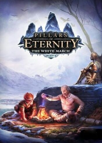 Pillars of Eternity: The White March Part I (DLC) Steam Key GLOBAL