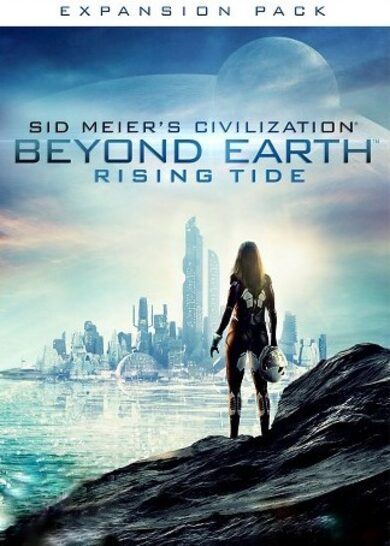 Sid Meier's Civilization: Beyond Earth - Rising Tide Expansion (DLC) Steam Key GLOBAL
