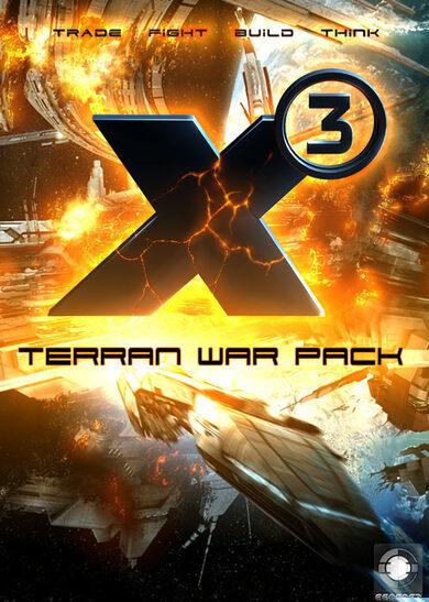 X3 Terran War Pack Steam Key GLOBAL