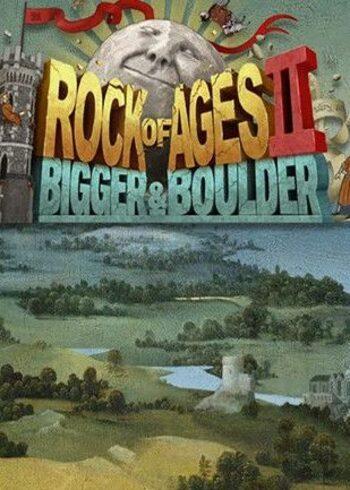 Rock of Ages 2: Bigger & Boulder Steam Key GLOBAL
