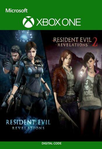 Resident Evil Revelations 1 & 2 Bundle XBOX LIVE Key UNITED STATES