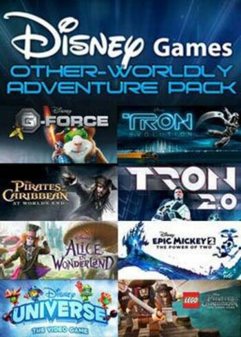 Disney Other - Worldly Adventure Pack Steam Key GLOBAL