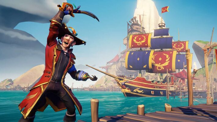 Sea of Thieves: Anniversary Edition (PC/Xbox One) Xbox Key GLOBAL