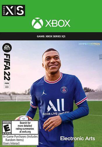 FIFA 22 Standard Edition ( Xbox Series X S) XBOX LIVE Key UNITED STATES