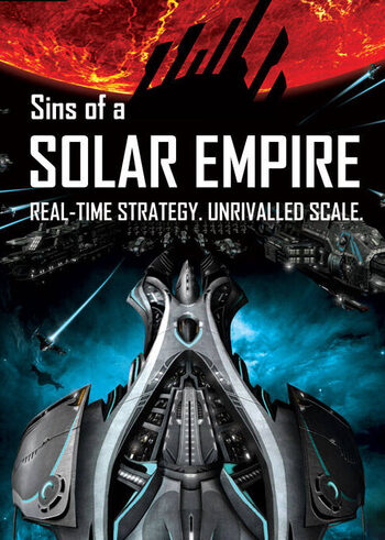 Sins of a Solar Empire: New Frontiers Edition Steam Key GLOBAL