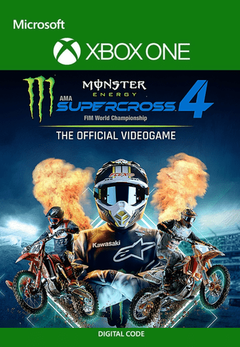Monster Energy Supercross - The Official Videogame 4 XBOX LIVE Key ARGENTINA