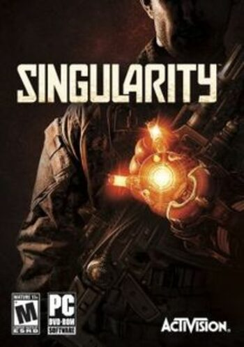 Singularity Gog.com Key GLOBAL