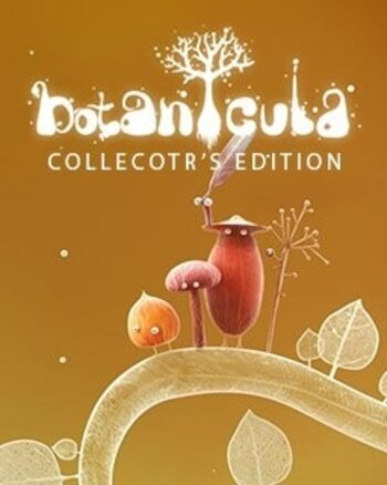 Botanicula Collector's Edition Steam Key GLOBAL