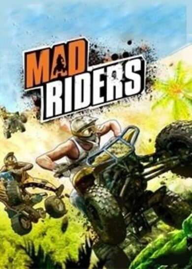 Mad Riders Steam Key GLOBAL