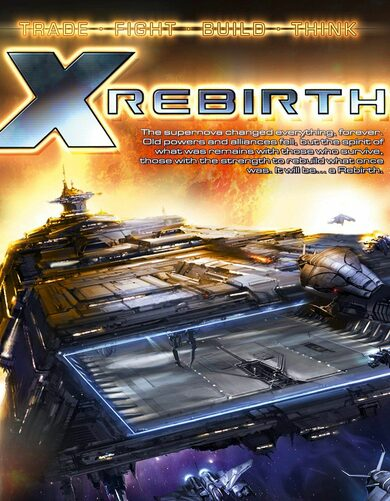X Rebirth Steam Key GLOBAL фото